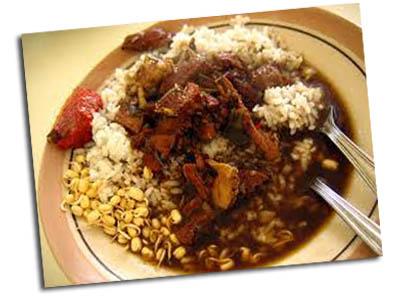 nasi rawon