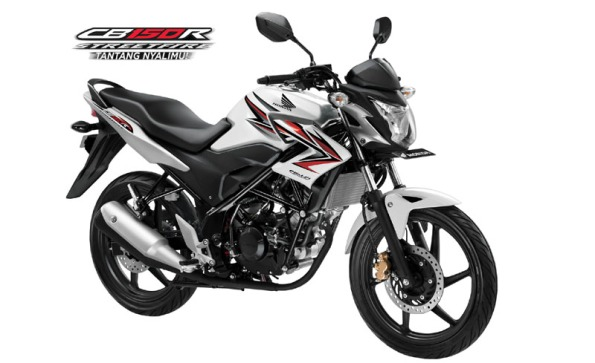 CB150R Speedy White copy