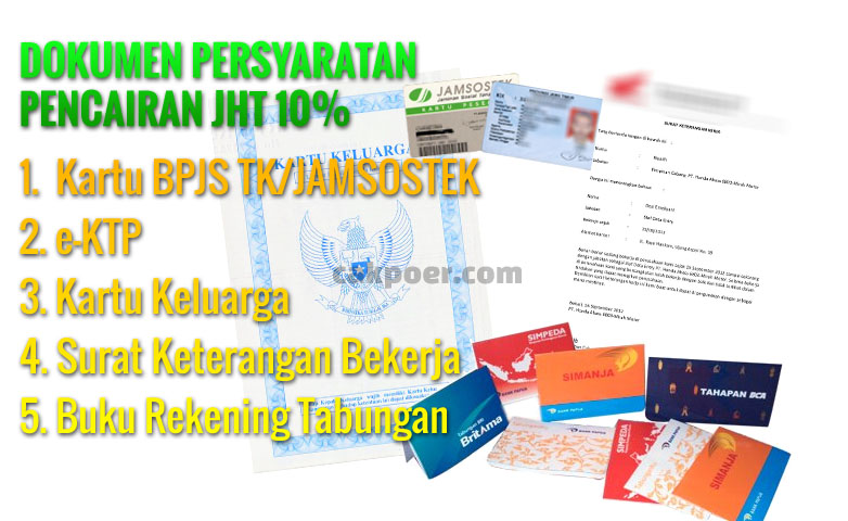 Petunjuk Cara Pencairan JHT 10% Kantor BPJS TK Purwokerto