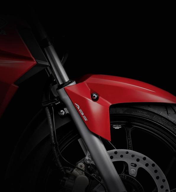 cakpoercom - honda cbtwister 250 merah ABS zoom