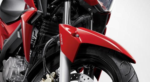cakpoercom - honda cbtwister 250 merah roda ABS
