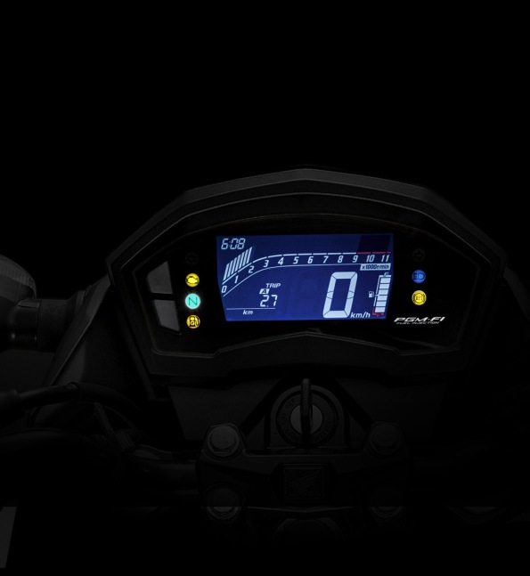 cakpoercom - honda cbtwister 250 panel speedo