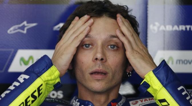 Inilah Point Yang Harus Diamankan Rossi Di Valencia Agar Juara Dunia